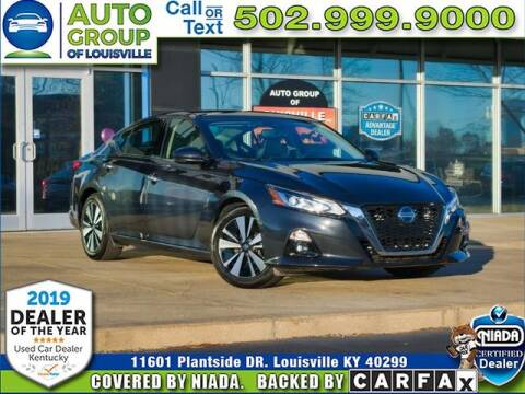 Used Cars For Sale Louisville Ky >> Used Nissan Altima For Sale In Louisville Ky Carsforsale Com