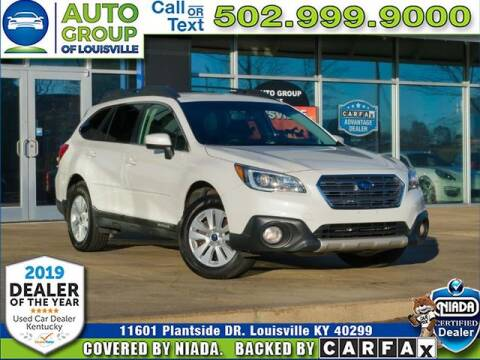 Car Dealerships Louisville Ky >> Used Subaru For Sale In Louisville Ky Carsforsale Com