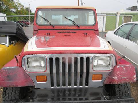 1988 Jeep Wrangler for sale in Waco, TX