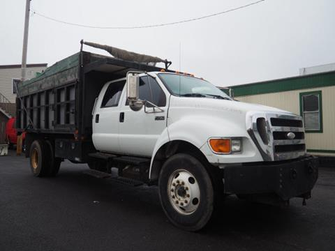 2008 Ford F-750 Super Duty for sale in Hatboro, PA