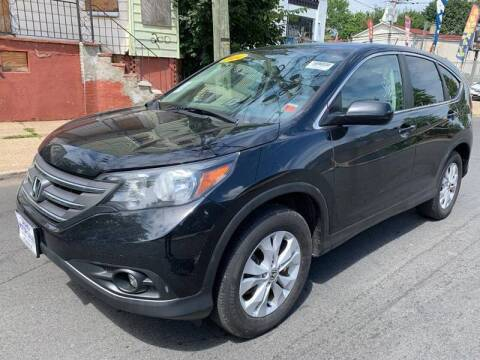 2014 Honda CR-V for sale at Buy Here Pay Here Auto Sales in Newark NJ