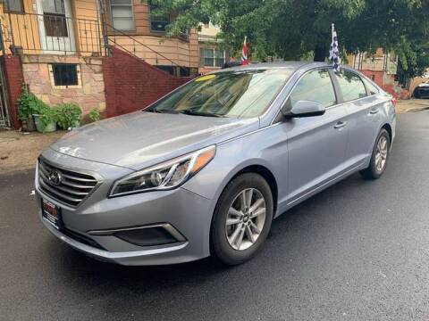 2016 Hyundai Sonata for sale at Buy Here Pay Here Auto Sales in Newark NJ