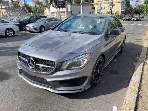 2016 Mercedes-Benz CLA for sale at Buy Here Pay Here Auto Sales in Newark NJ