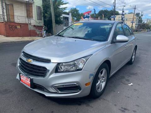 2015 Chevrolet Cruze for sale at Buy Here Pay Here Auto Sales in Newark NJ