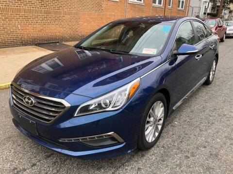 2015 Hyundai Sonata for sale at Buy Here Pay Here Auto Sales in Newark NJ