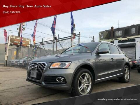 2014 Audi Q5 for sale at Buy Here Pay Here Auto Sales in Newark NJ