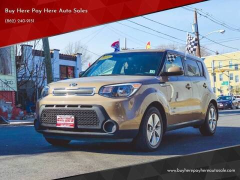 2015 Kia Soul for sale at Buy Here Pay Here Auto Sales in Newark NJ