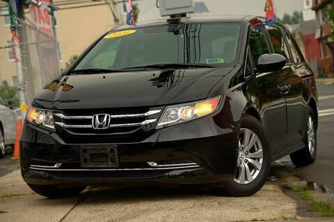 2016 Honda Odyssey for sale at Buy Here Pay Here Auto Sales in Newark NJ