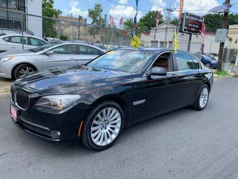 2012 BMW 7 Series for sale at Buy Here Pay Here Auto Sales in Newark NJ