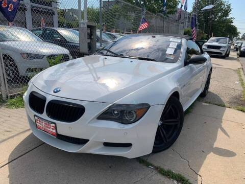 2007 BMW M6 for sale at Buy Here Pay Here Auto Sales in Newark NJ