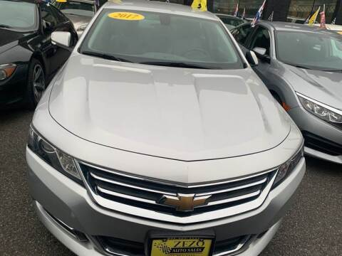 2017 Chevrolet Impala for sale at Buy Here Pay Here Auto Sales in Newark NJ