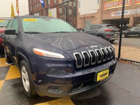 2014 Jeep Cherokee for sale at Buy Here Pay Here Auto Sales in Newark NJ