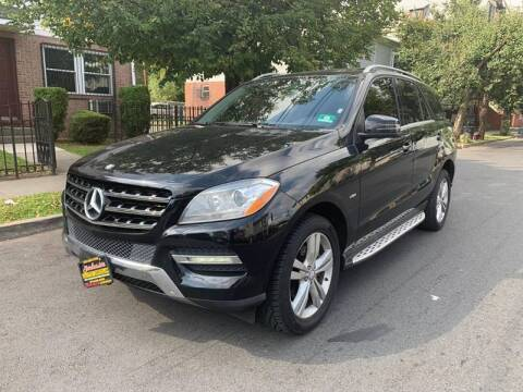 2012 Mercedes-Benz M-Class for sale at Buy Here Pay Here Auto Sales in Newark NJ