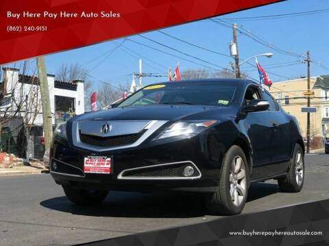 2012 Acura ZDX for sale at Buy Here Pay Here Auto Sales in Newark NJ
