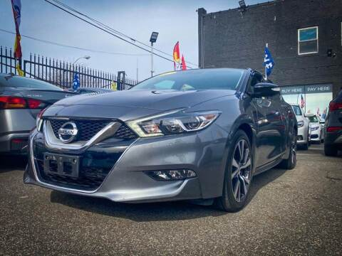 2017 Nissan Maxima for sale at Buy Here Pay Here Auto Sales in Newark NJ