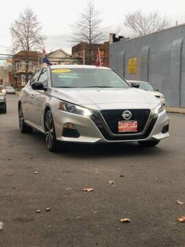 2020 Nissan Altima for sale at Buy Here Pay Here Auto Sales in Newark NJ