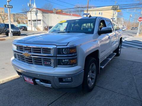 2015 Chevrolet Silverado 1500 for sale at Buy Here Pay Here Auto Sales in Newark NJ