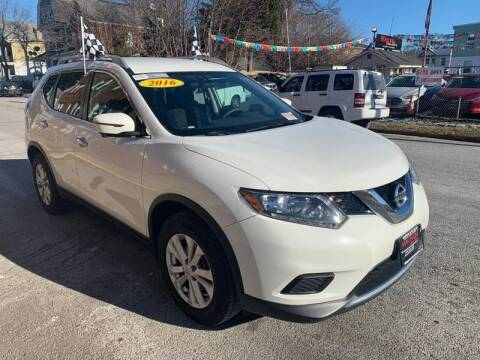 2016 Nissan Rogue for sale at Buy Here Pay Here Auto Sales in Newark NJ