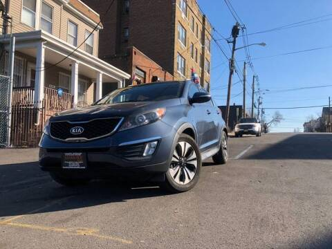 2012 Kia Sportage for sale at Buy Here Pay Here Auto Sales in Newark NJ