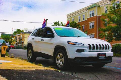 2015 Jeep Cherokee for sale at Buy Here Pay Here Auto Sales in Newark NJ