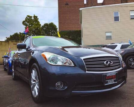 2013 Infiniti G37 Sedan for sale at Buy Here Pay Here Auto Sales in Newark NJ