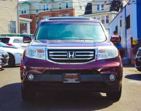 2012 Honda Pilot for sale at Buy Here Pay Here Auto Sales in Newark NJ