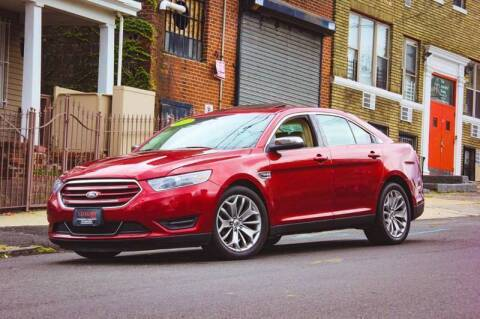 2013 Ford Taurus for sale at Buy Here Pay Here Auto Sales in Newark NJ