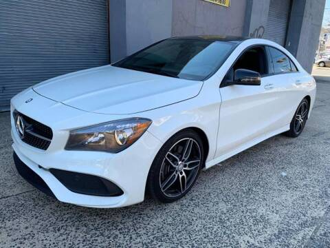 2017 Mercedes-Benz CLA for sale at Buy Here Pay Here Auto Sales in Newark NJ