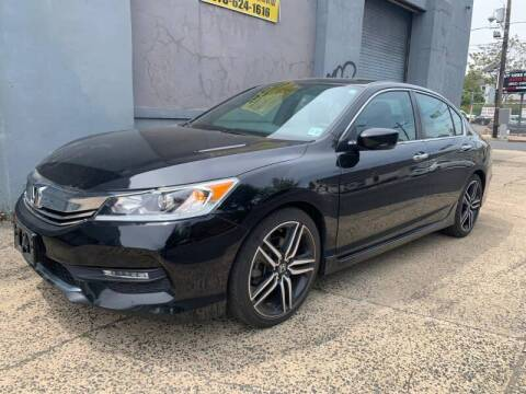 2017 Honda Accord for sale at Buy Here Pay Here Auto Sales in Newark NJ