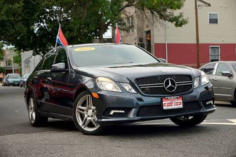 2011 Mercedes-Benz E-Class for sale at Buy Here Pay Here Auto Sales in Newark NJ