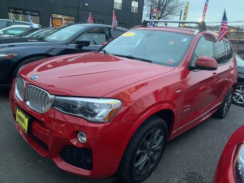 2017 BMW X3 for sale at Buy Here Pay Here Auto Sales in Newark NJ