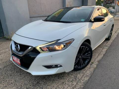 2016 Nissan Maxima for sale at Buy Here Pay Here Auto Sales in Newark NJ
