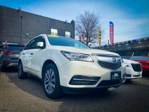 2014 Acura MDX for sale at Buy Here Pay Here Auto Sales in Newark NJ