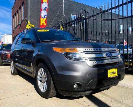 2013 Ford Explorer for sale at Buy Here Pay Here Auto Sales in Newark NJ