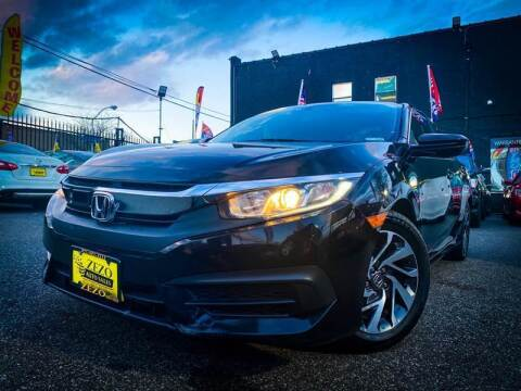 2016 Honda Civic for sale at Buy Here Pay Here Auto Sales in Newark NJ