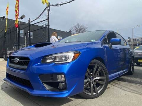 2016 Subaru WRX for sale at Buy Here Pay Here Auto Sales in Newark NJ
