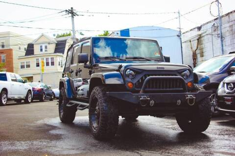 2013 Jeep Wrangler Unlimited for sale at Buy Here Pay Here Auto Sales in Newark NJ
