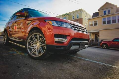 2015 Land Rover Range Rover Sport for sale at Buy Here Pay Here Auto Sales in Newark NJ