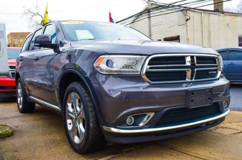 2014 Dodge Durango for sale at Buy Here Pay Here Auto Sales in Newark NJ