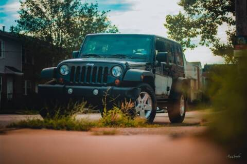 2012 Jeep Wrangler for sale at Buy Here Pay Here Auto Sales in Newark NJ