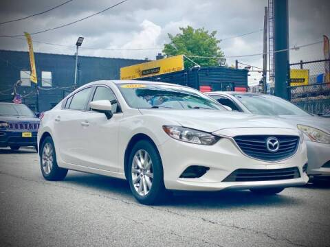 2016 Mazda MAZDA6 for sale at Buy Here Pay Here Auto Sales in Newark NJ