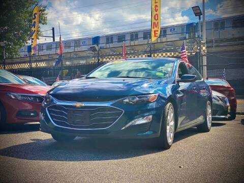 2019 Chevrolet Malibu for sale at Buy Here Pay Here Auto Sales in Newark NJ