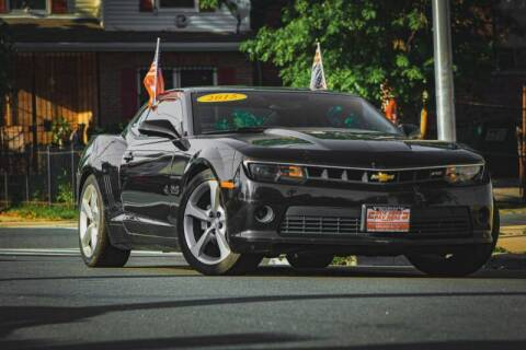 2015 Chevrolet Camaro for sale at Buy Here Pay Here Auto Sales in Newark NJ