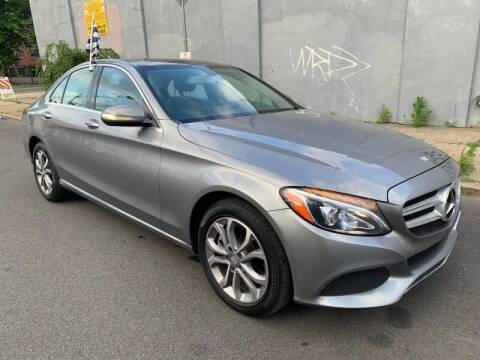 2015 Mercedes-Benz C-Class for sale at Buy Here Pay Here Auto Sales in Newark NJ