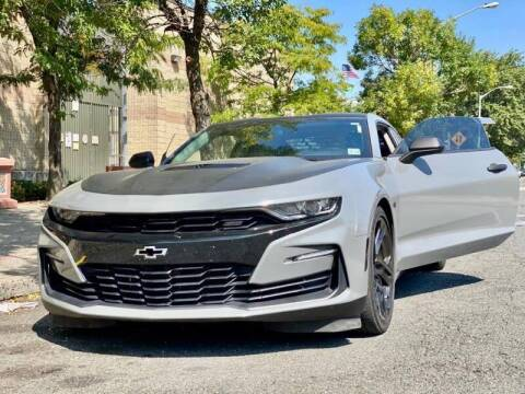 2019 Chevrolet Camaro for sale at Buy Here Pay Here Auto Sales in Newark NJ