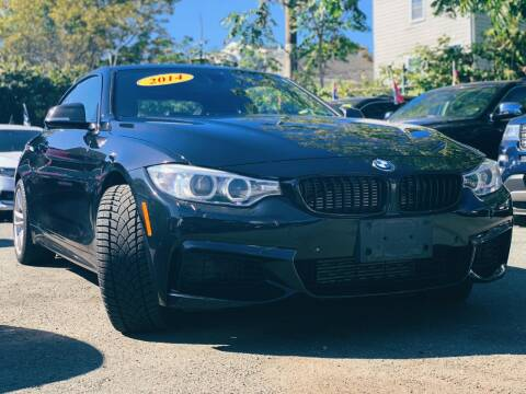 2014 BMW 4 Series for sale at Buy Here Pay Here Auto Sales in Newark NJ