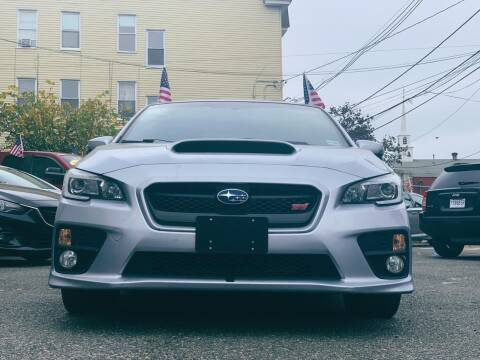 2017 Subaru WRX for sale at Buy Here Pay Here Auto Sales in Newark NJ