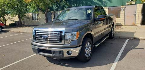2012 Ford F-150 for sale in Commerce Township, MI