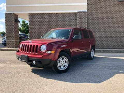 2016 Jeep Patriot for sale in Franklin, KY