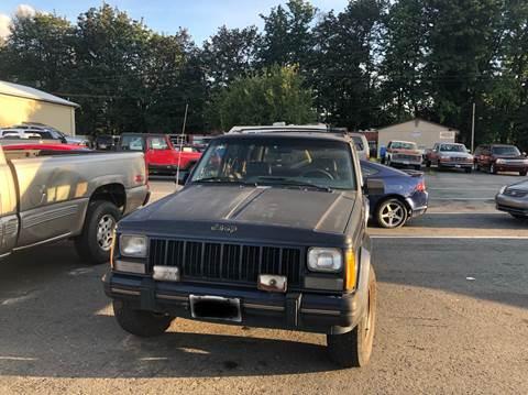 1990 Jeep Cherokee for sale in Sultan, WA
